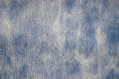 Jeans cloth texture Royalty Free Stock Photo