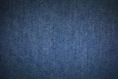 Jeans cloth texture Royalty Free Stock Photography