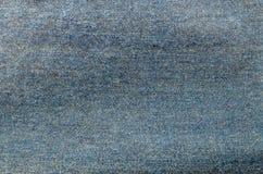 Jeans détaillés en gros plan Images stock