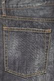 Jeans de denim photographie stock libre de droits
