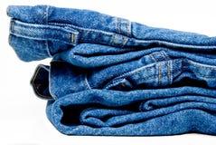 Jeans de denim Images stock