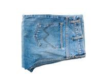 Jeans de denim photos stock
