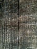 Jeans de point Photo stock