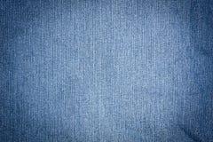 Jeans de texture Photos libres de droits