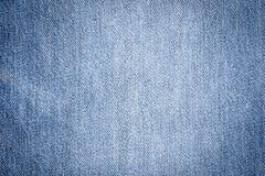 Jeans de texture Photographie stock