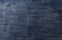 Jeans denim background. Jeans or denim background. Even light. Small texture Royalty Free Stock Images
