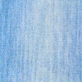 Jeans denim cloth fragment Royalty Free Stock Photo