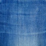 Jeans denim cloth fragment Stock Photo