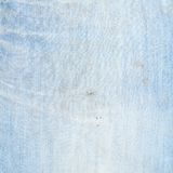 Jeans denim cloth fragment Stock Photo