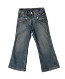 Jeans der Kinder Stockfoto