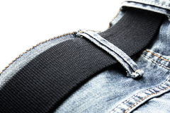 Jeans detail Stock Photography