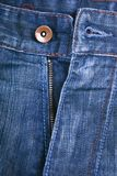 jeans details Stock Images