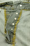 Jeans details Royalty Free Stock Images