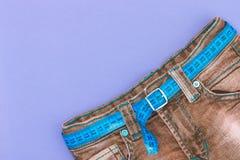 Jeans e Immagine Stock