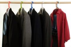 Jeans en Overhemd op Vrijdag Royalty-vrije Stock Foto's