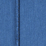 Jeans fabric Royalty Free Stock Photo