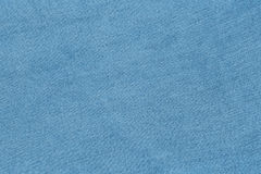 Jeans fabric texture background. Light blue jeans tissue fabric, cloth texture background backdrop Stock Images