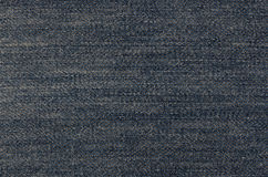 Jeans fabric texture Royalty Free Stock Photography