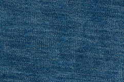Jeans fabric texture Royalty Free Stock Image