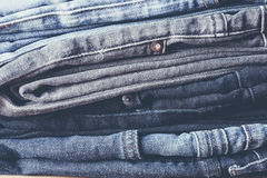 Jeans fashion Background Royalty Free Stock Images