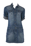 Jeans female dress Stock Photography