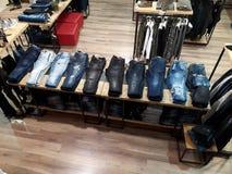 Jeans i lagret Fotografering för Bildbyråer