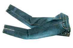 Jeans isolated Royalty Free Stock Photo