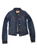Jeans-Jacke Stockbild