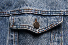 Jeans jacket Stock Image