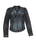 Jeans jacket Royalty Free Stock Photos