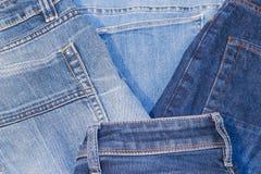 Jeans, jeans Stock Fotografie