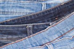 Jeans, jeans Royalty-vrije Stock Fotografie