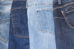 Jeans, jeans Stock Foto