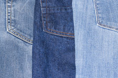 Jeans, jeans Royalty-vrije Stock Foto's