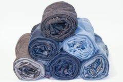 Jeans, jeans Royalty-vrije Stock Afbeeldingen