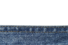 Jeans low third Stock Image