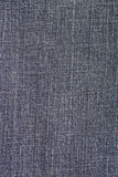 Jeans Material Texture Royalty Free Stock Photo