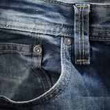 Jeans pant Royalty Free Stock Photo