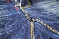 Jeans pants Royalty Free Stock Photography