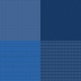 Jeans Pattern Royalty Free Stock Images