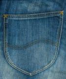 jeans pocket Royalty Free Stock Photos