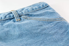 Jeans pocket Royalty Free Stock Image