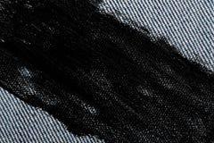 Jeans sales grunges texture obsolète, fond de vintage de denim illustration libre de droits