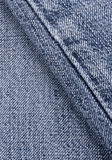 Jeans Seam Royalty Free Stock Photo