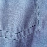 Jeans with seam texture Royalty Free Stock Images