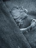 Jeans with seams background Stock Images