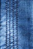 Jeans slösar bakgrund - materielfoto Royaltyfri Fotografi