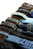 Jeans strap Royalty Free Stock Photo