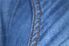 Jeans summen laut lizenzfreie stockfotografie