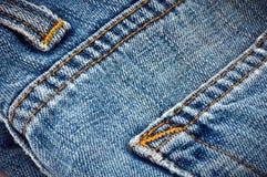 Jeans texrure Stock Photo